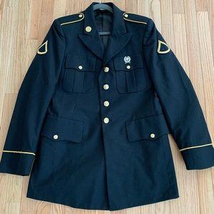 U.S. Navy Military Sargent Jacket
